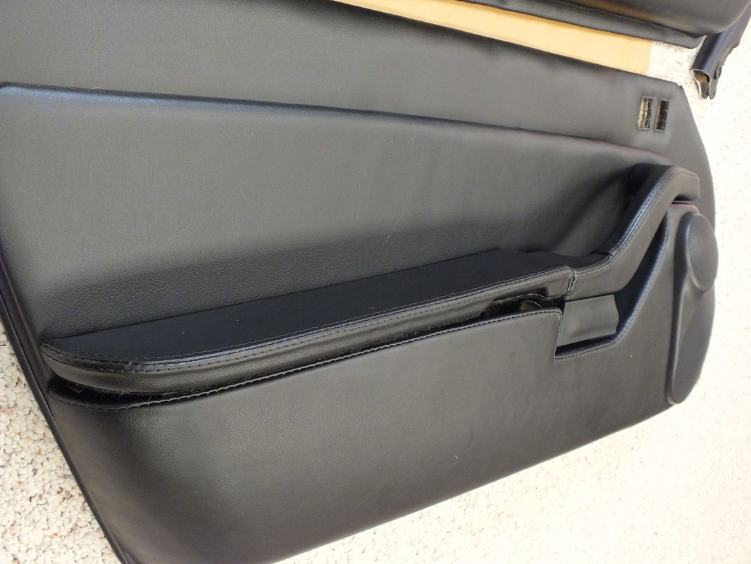 Custom Wrapped Complete Door Panels. & Gallery - KDI CUSTOMS UPHOLSTERY